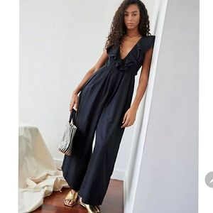 SIZE 4 RESERVED***NOT FOR SALE! COPY - Free People Marta Jumpsuit - 4 & 8